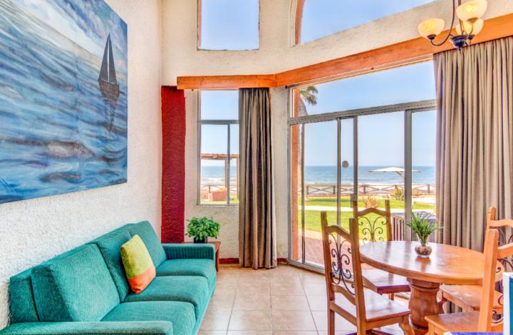 1 Bedroom Villa 1st Floor, Ocean Front (OB1)