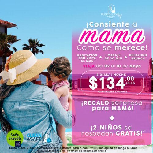 Día de las madres Puerto Nuevo