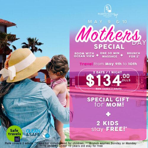 Mothers Day Puerto Nuevo