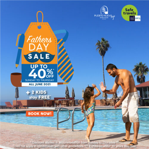 Fathers Day Discount Puerto Nuevo